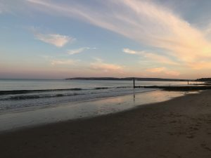Low Tide, Poole Bay, England